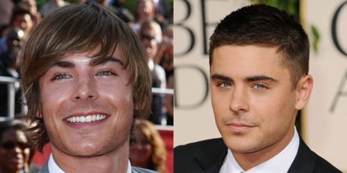 Pictures Of Men S Haircuts Before And After