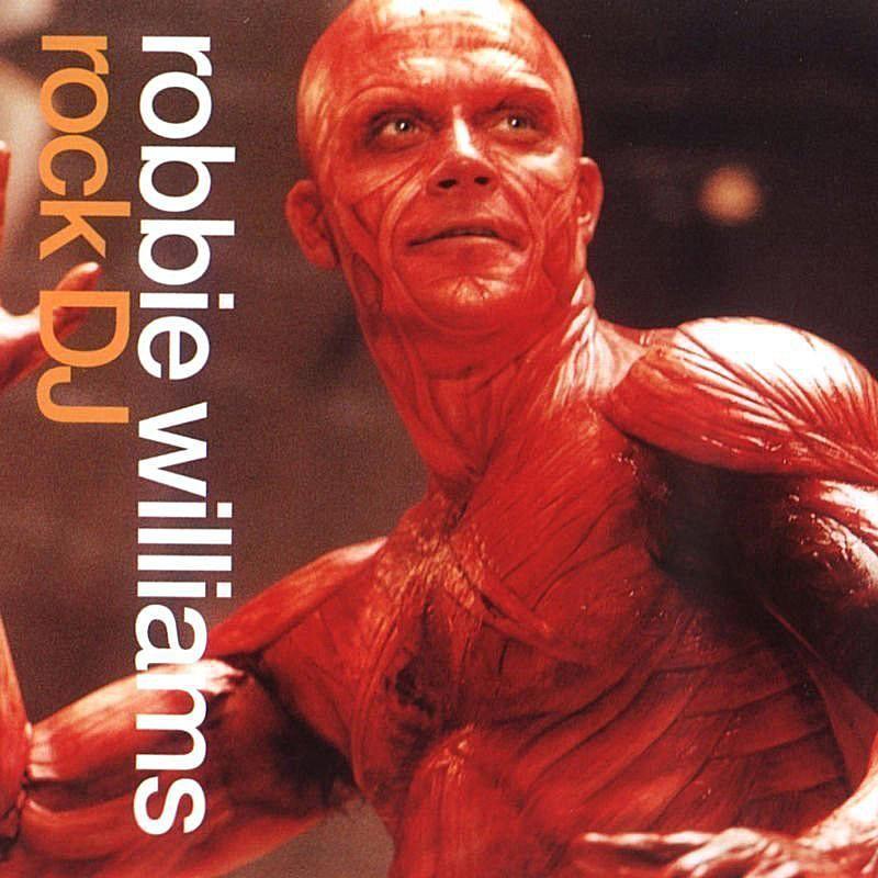 Robbie Williams Rock DJ