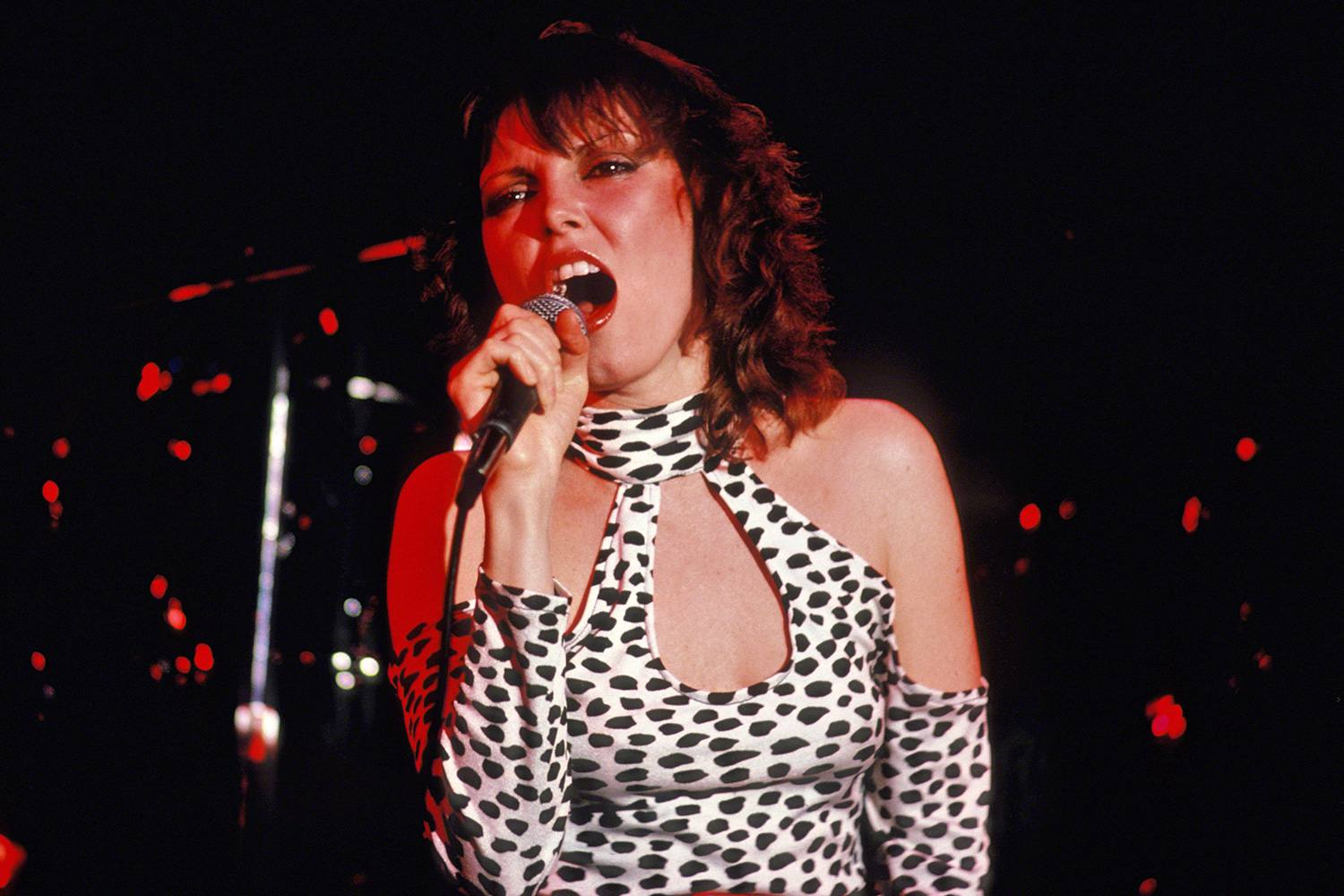 The Top Women Singers of '80s Rock