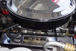 1966 Chevrolet 327 Turbo Fire V8