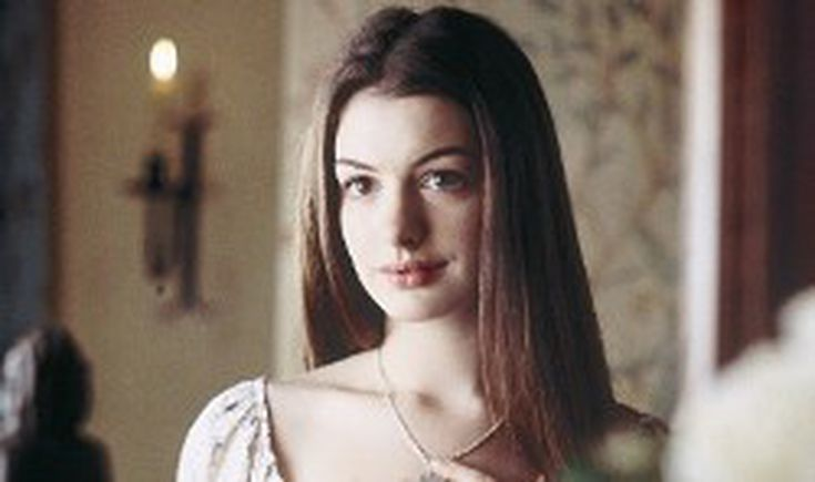 Anne Hathaway on
