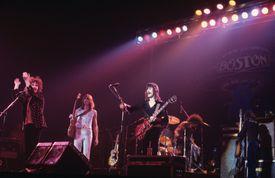 Boston Performing in Long Island, New York