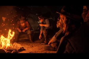 Red Dead Redemption 2 on PlayStation 4