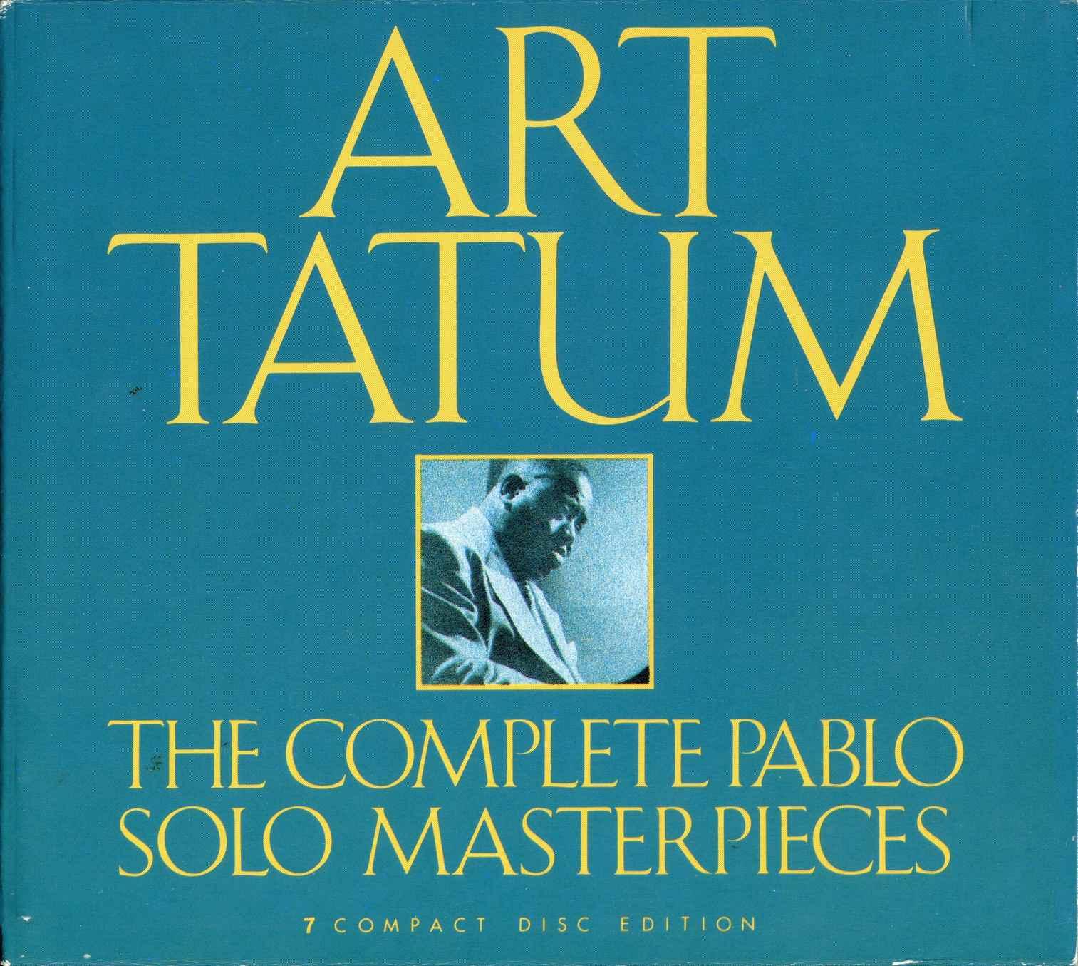 Art Tatum: The Best Of Complete Pablo Solo Masterpieces