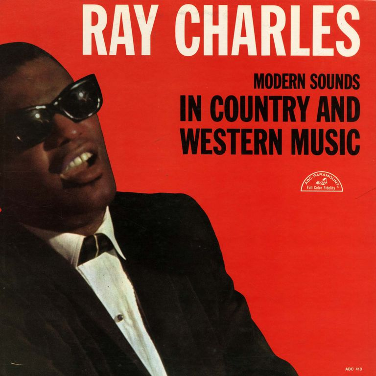 "Ray Charles' landmark 1962 LP ""Modern Sounds in Country and Western"""