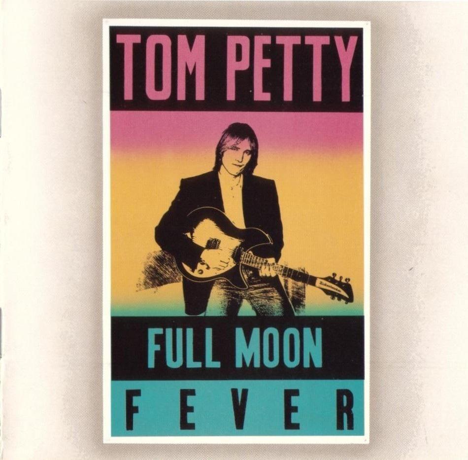 """""""Full Moon Fever"""" album cover."""