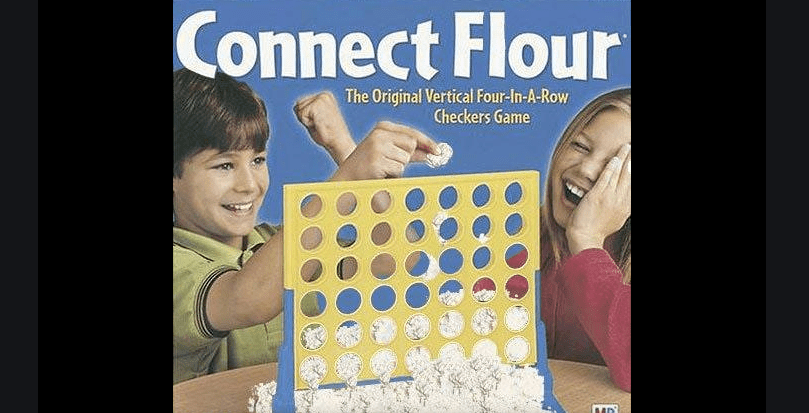 Connect four meme