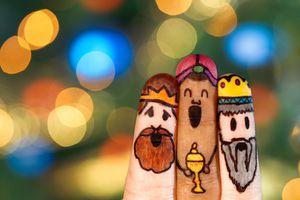 we three kings fingers