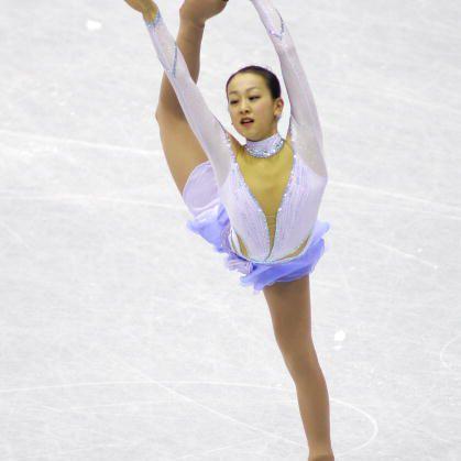 Mao Asada - World and Japanese Figure Skating Champion