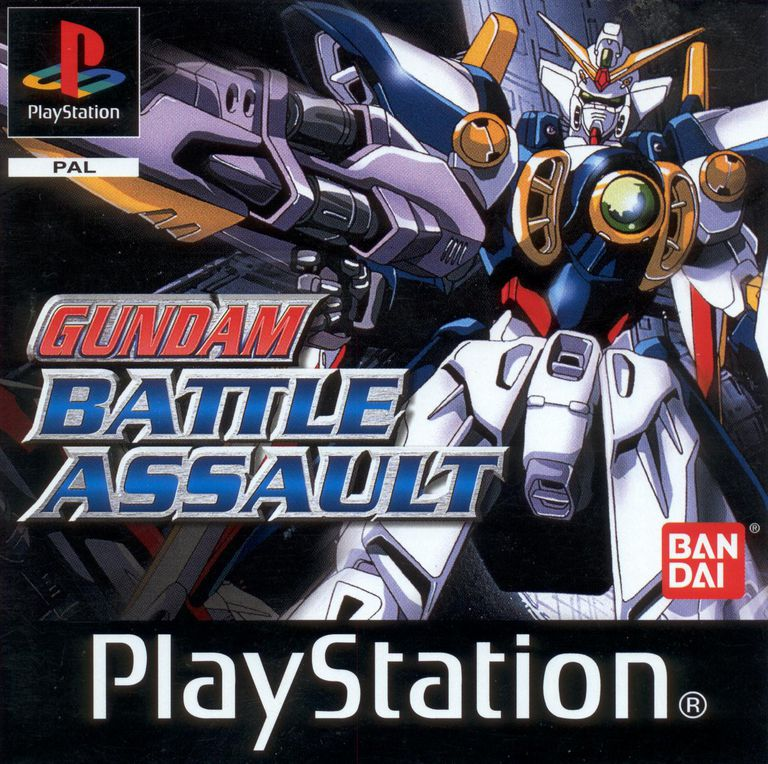 Gundam: Battle Assault