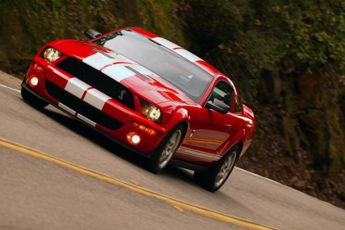 Looking Back at the 2008 Shelby GT500 Mustang