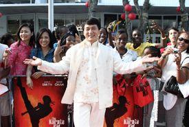 The Karate Kid Red Carpet Arrivals