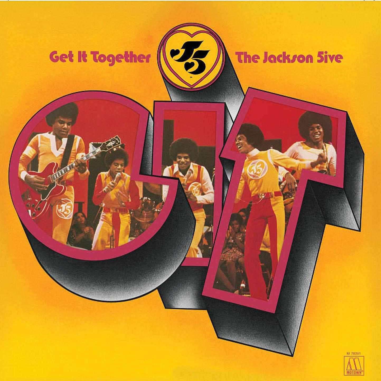 G.I.T.: Get It Together was the tenth studio album by The Jackson 5.