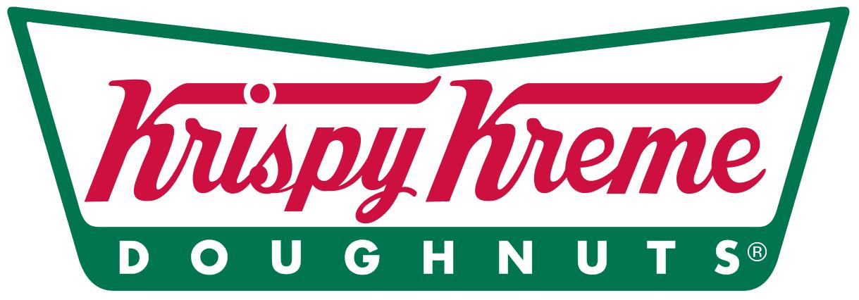 Screenshot of the Krispy Kreme logo