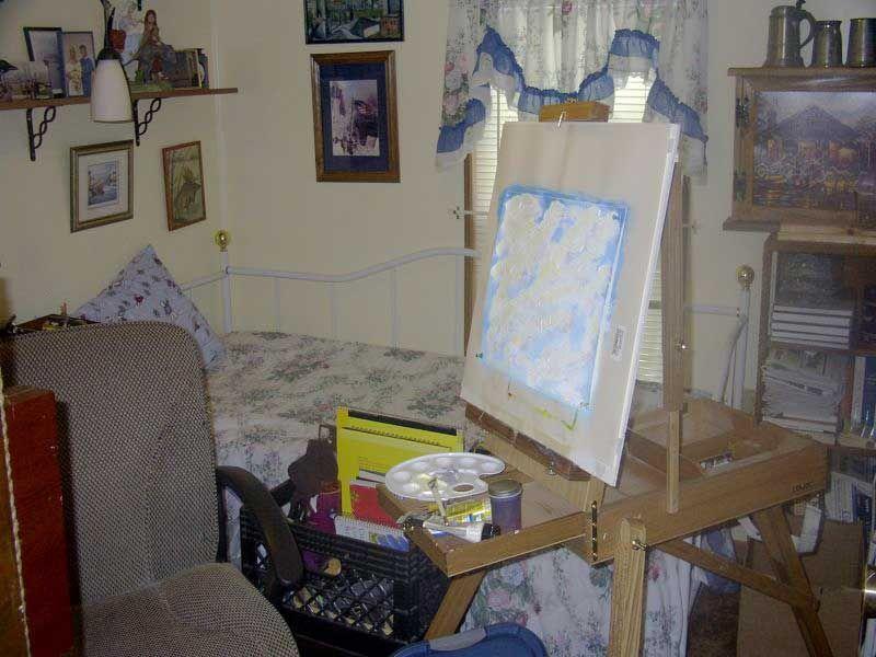 Photos of Artist's Studios