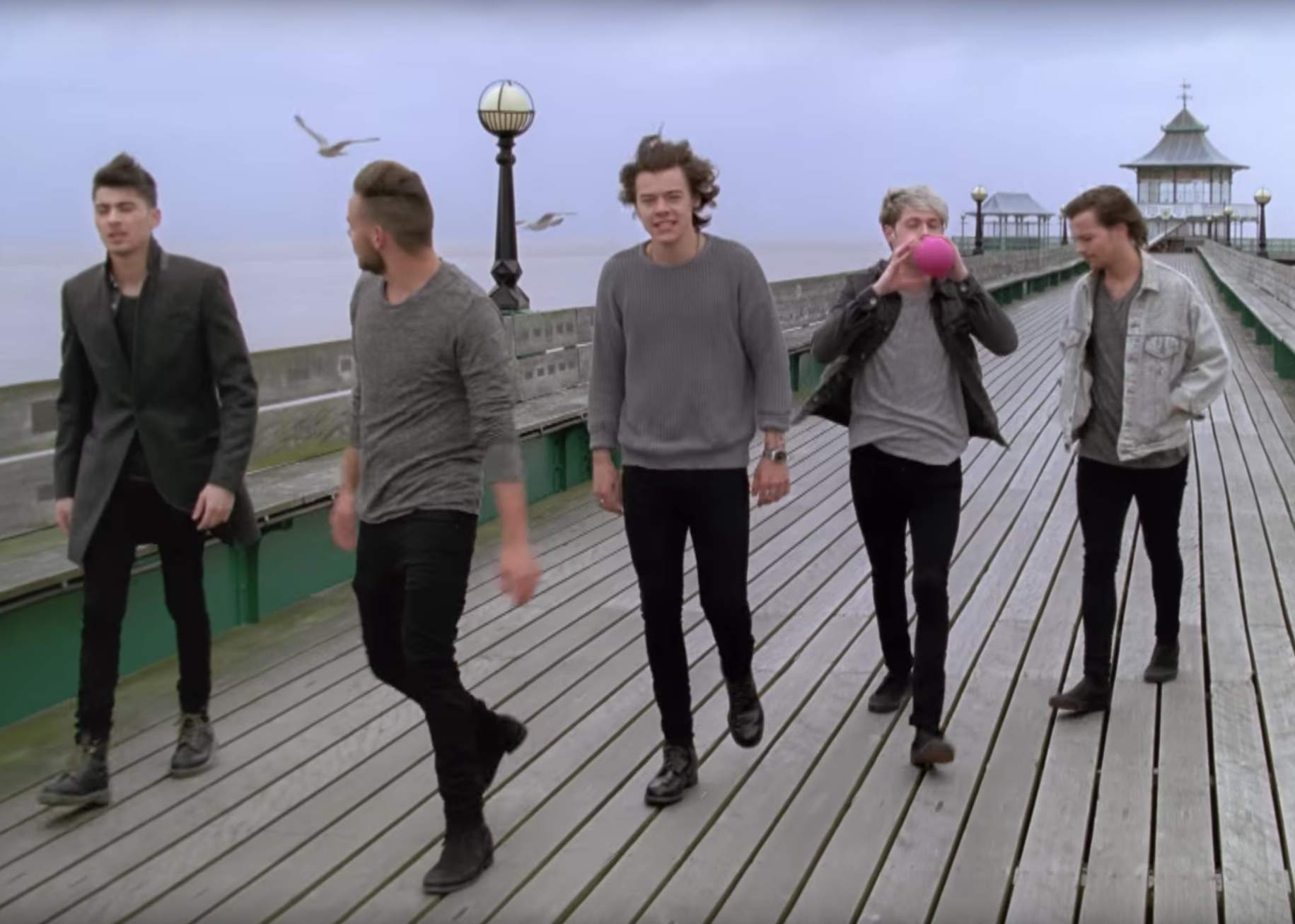 One Direction You and I Music Video