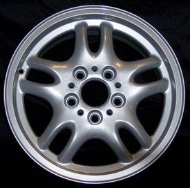 BMW Painted Wheel
