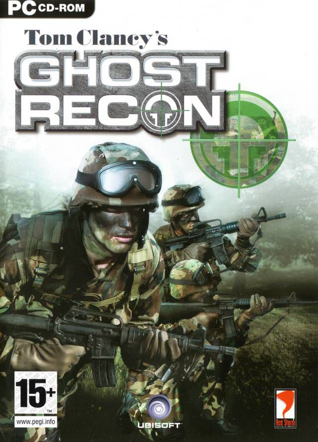 Tom Clancy's Ghost Recon game