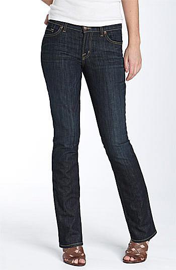 straight leg petite jeans