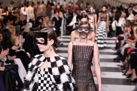 Christian Dior : Runway - Paris Fashion Week - Haute Couture Spring Summer 2018