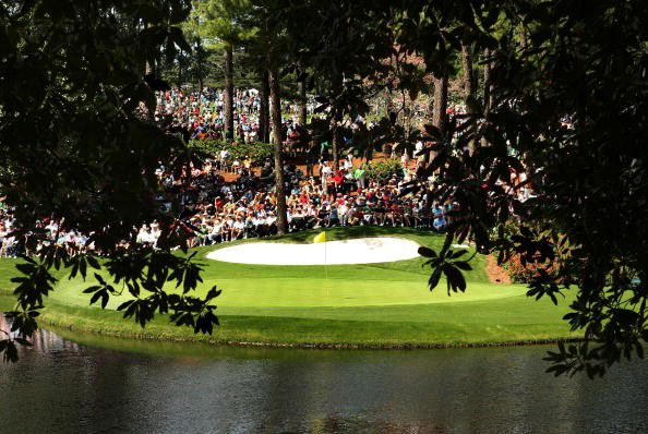 Augusta Par 3 Course layout and yardage