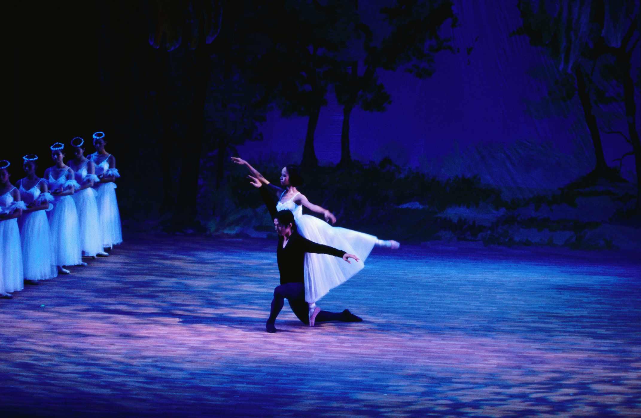 Giselle ballet performance
