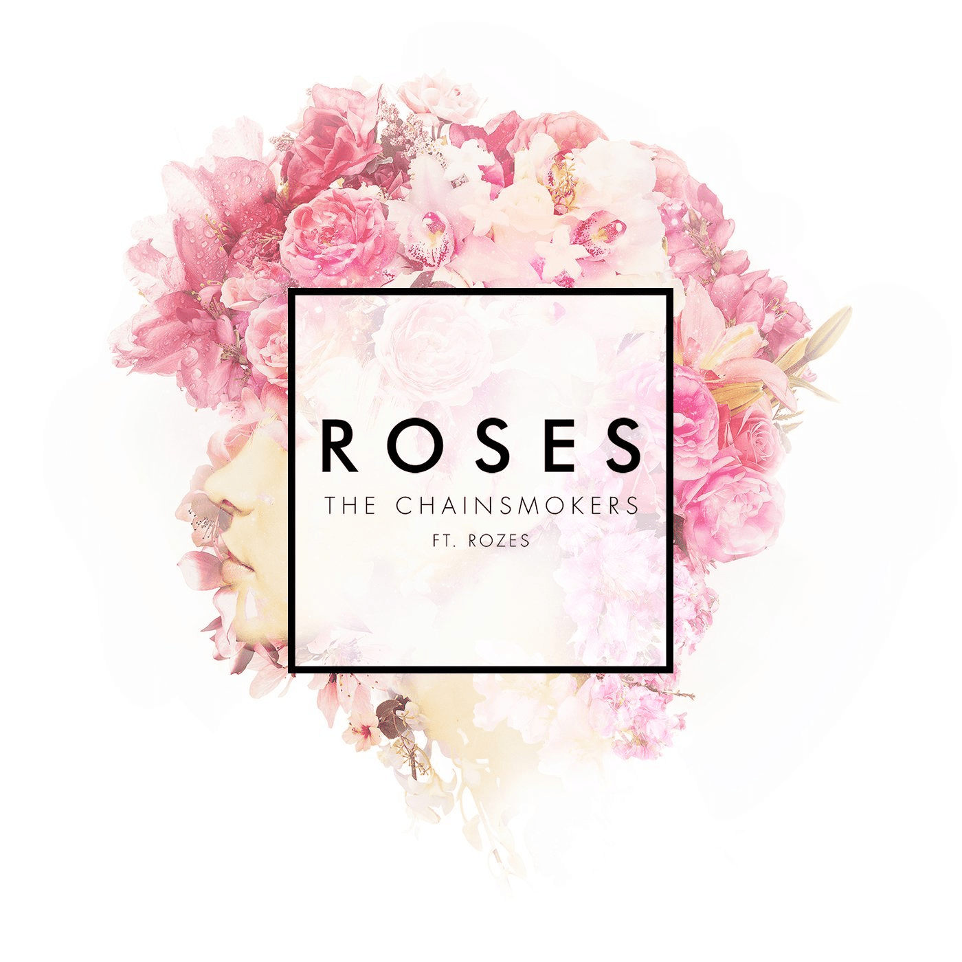 The Chainsmokers Roses album cover