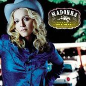 Madonna's Music cover