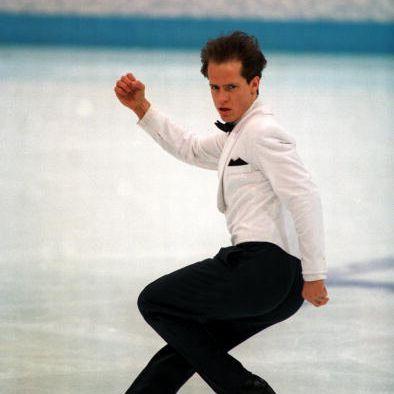 Kurt Browning - World and Canadian Figure Skating Champion Kurt Browning