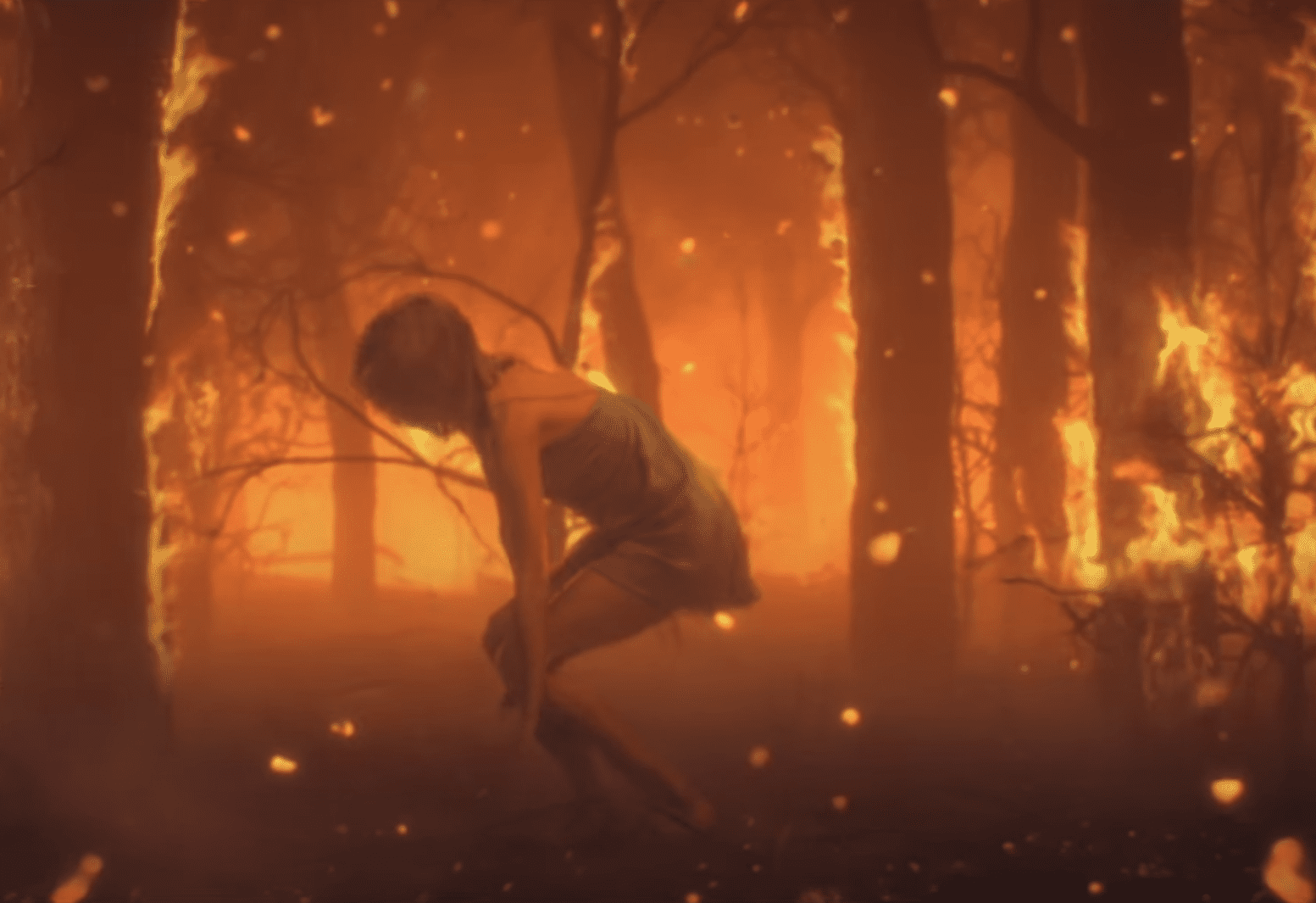 Taylor Swift Out of the Woods Music Video