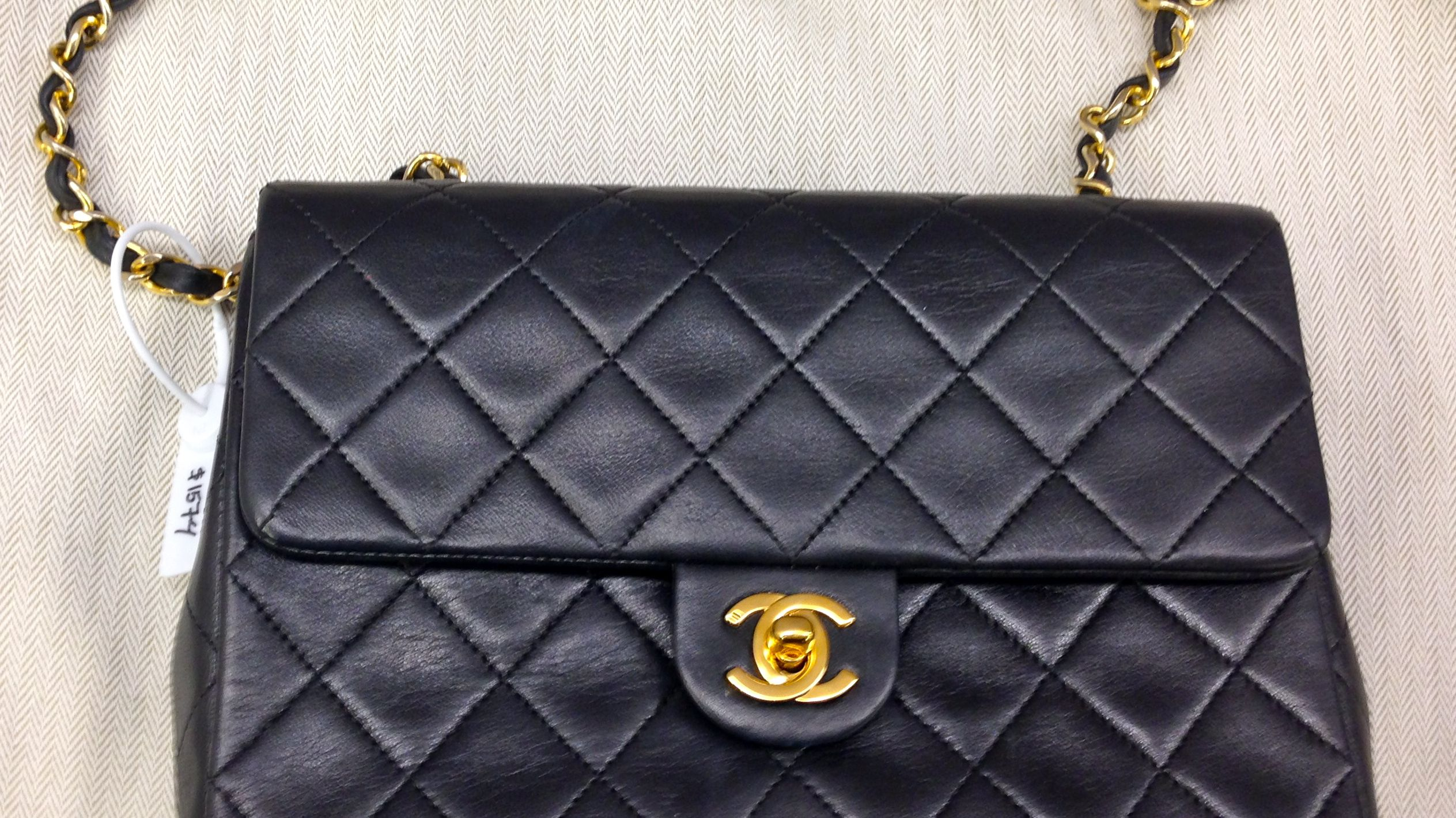 3fbeaf877e94 Chanel Handbags: How to Tell if It's Real or Fake