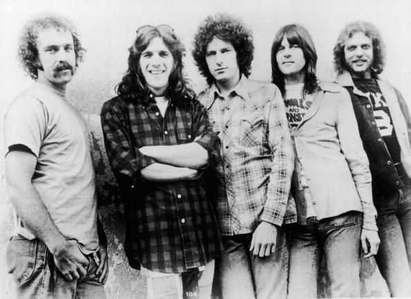Rock n' Roll Band The Eagles
