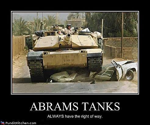 military tank meme