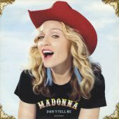 Madonna's Don't Tell Me cover