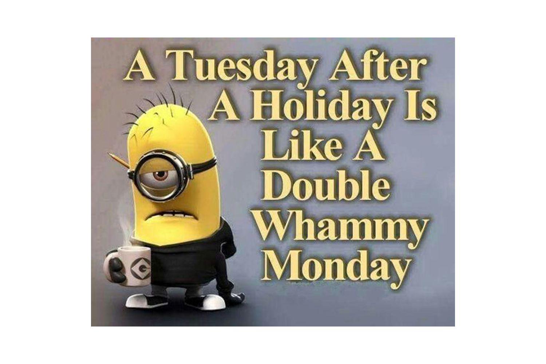 Minion Monday meme