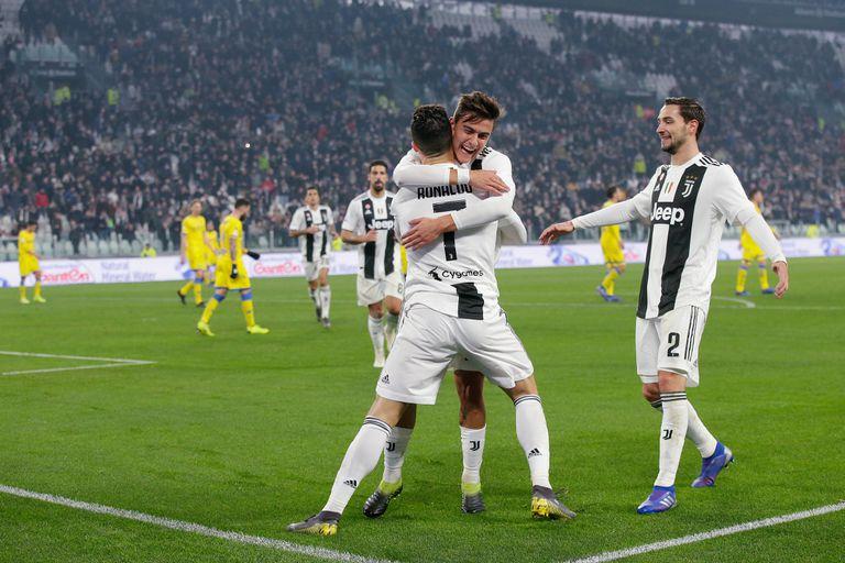 Juventus v Frosinone - Italian Serie A