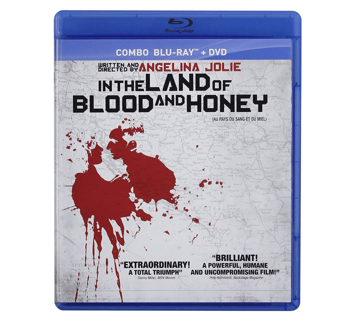 In the land of blood and honey cover