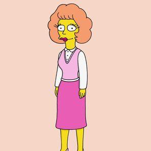 Maude Flanders - The Simpsons