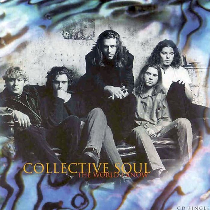Collective Soul - The World I Know