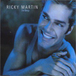 "Ricky Martin - ""She Bangs"""