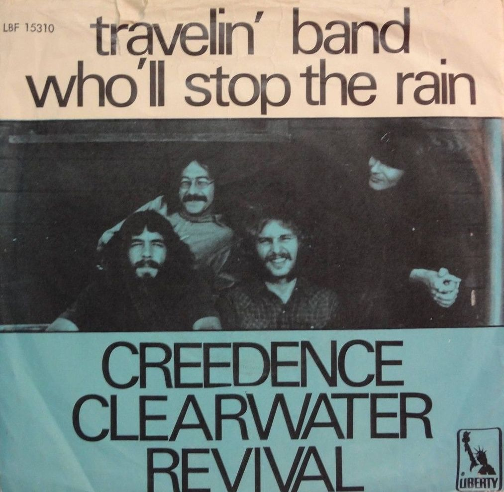 Creedence Clearwater Revival Who'll Stop the Rain