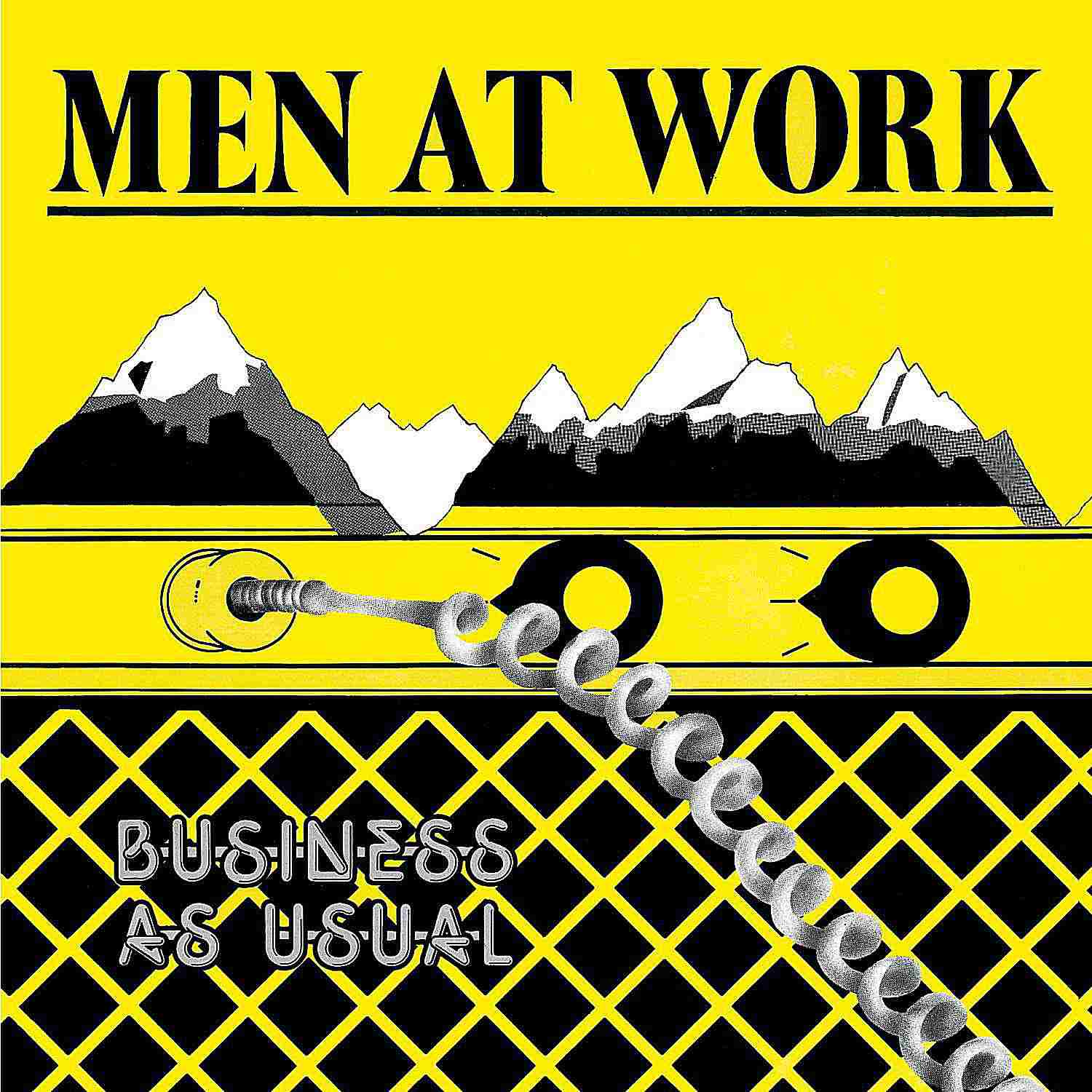 Men at Work originally released its debut classic LP 'Business as Usual' in 1981, but the album didn't become a global hit until 1983.