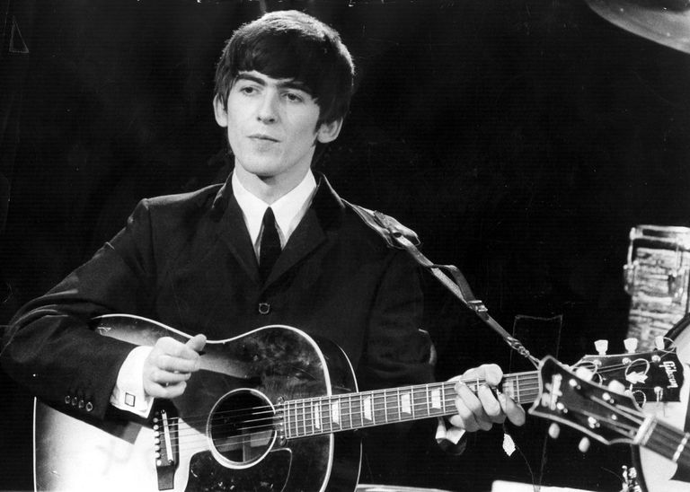 Image result for george harrison in photos
