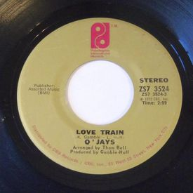 """The O'Jays' """"Love Train,"""" perhaps the ultimate Philly Soul song"""