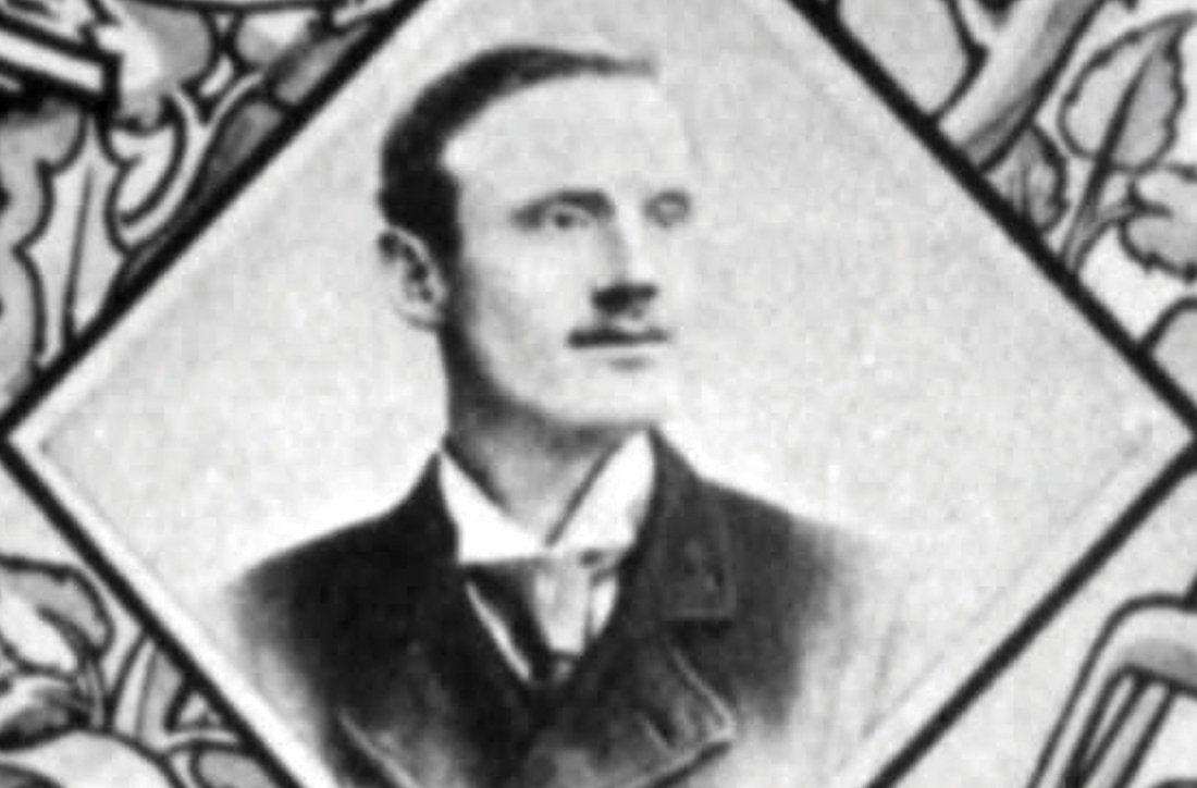 Hugh Kirkaldy 1891