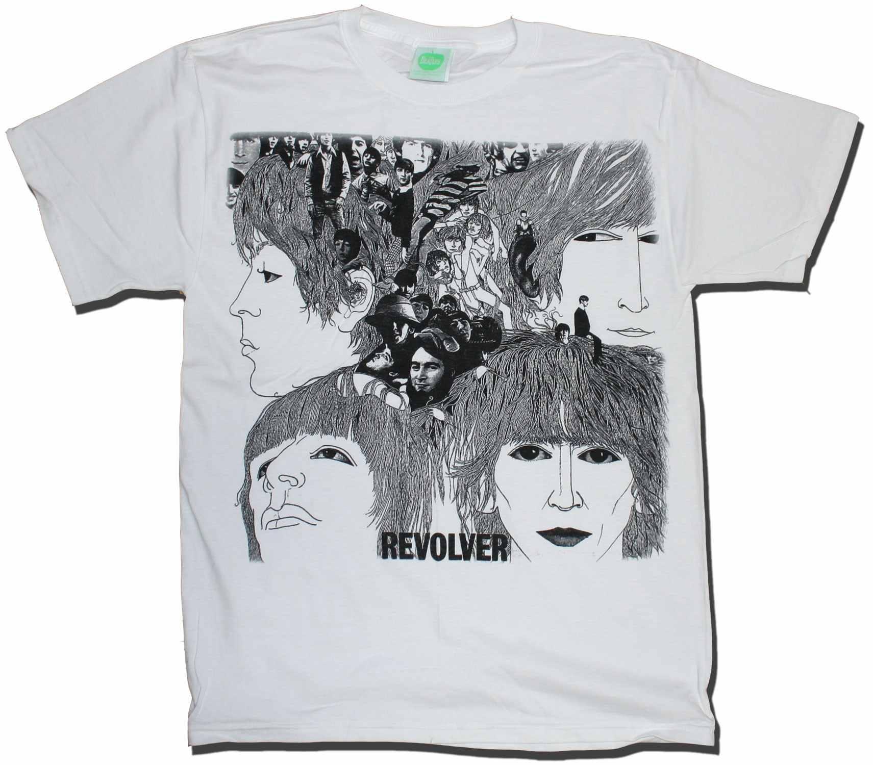 """Beatles Tee - """"Revolver"""""""