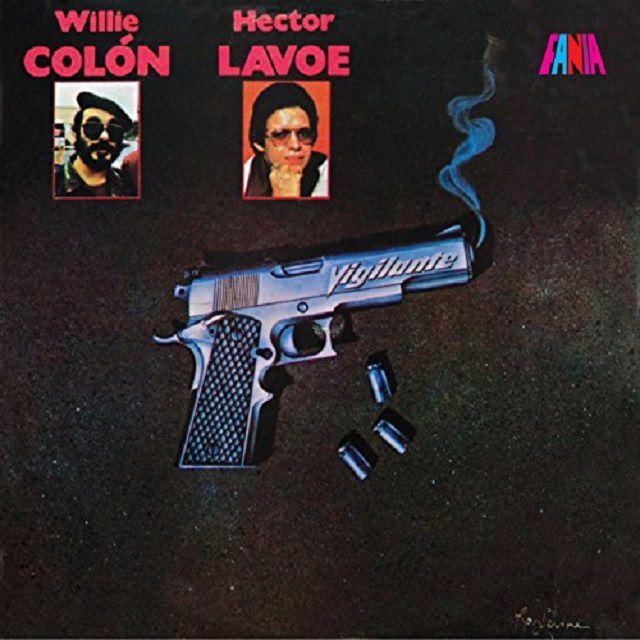 Willie Colon and Hector Lavoe album art.