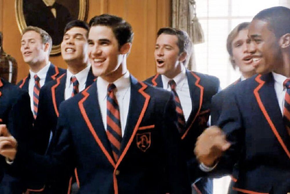 Glee Teenage Dream