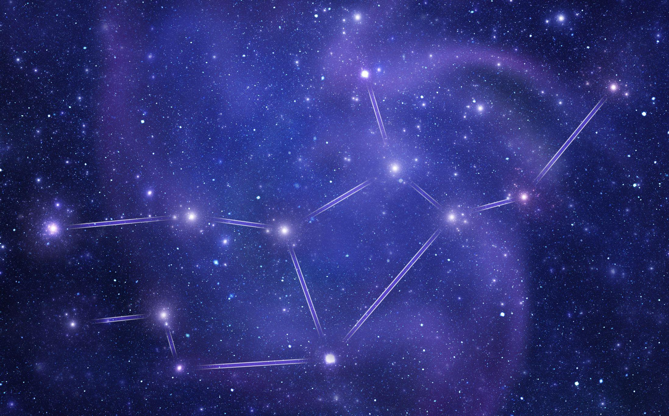 Созвездие без картинок