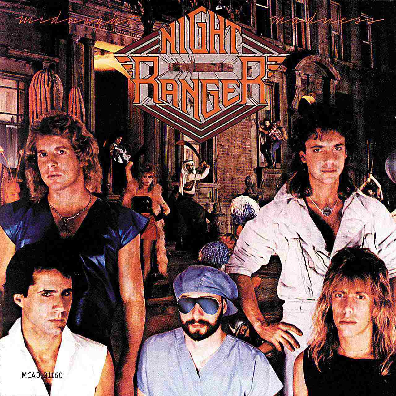 Night Ranger's 1983 LP 'Midnight Madness' truly set the stage for the band's move toward pop music appeal.